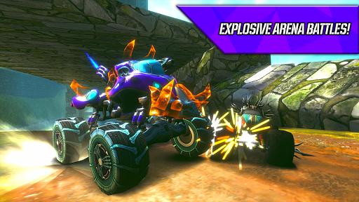 RACE: Rocket Arena Car Extreme screenshot 2