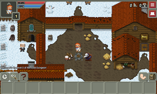Remixed Dungeon: Pixel Art Roguelike screenshot 6