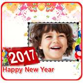 New Year Photo Frames 2017 new on 9Apps