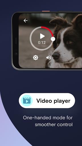 Opera Mini - fast web browser screenshot 5