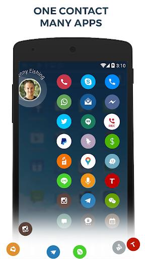 Contacts, Phone Dialer & Caller ID: drupe screenshot 6