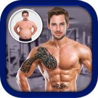 Men Body Styles SixPack tattoo - Photo Editor app on APKTom