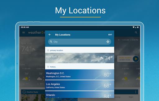 Weather & Radar - Storm radar screenshot 10
