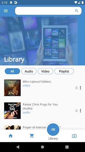 Pastor Chris Digital Library screenshot 2