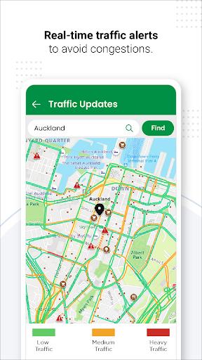 Navegação GPS ao vivo, mapas, direções e explorar screenshot 15