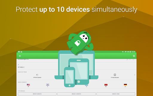 VPN by Private Internet Access screenshot 12