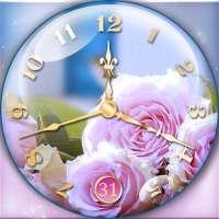 Fondo Animado Relojes – Rosas on 9Apps