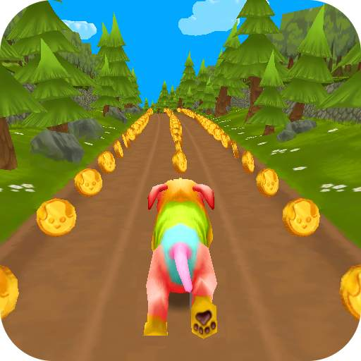 Dog Run - Pet Dog Game Simulator