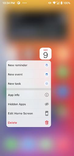 Launcher iOS 15 screenshot 7
