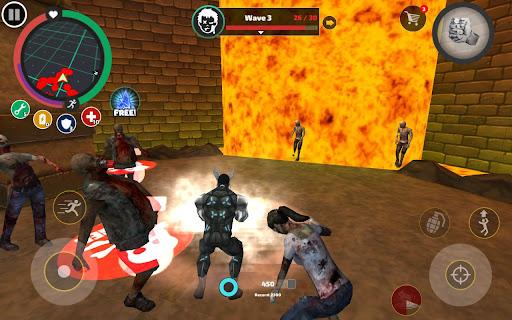 Rope Hero: Vice Town screenshot 4