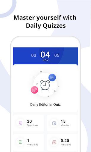 #1 Vocab App: Hindu Editorial, Grammar, Dictionary 4 تصوير الشاشة