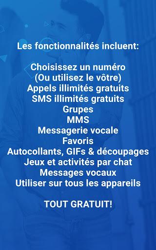 Nextplus SMS Gratuits   Appels screenshot 21