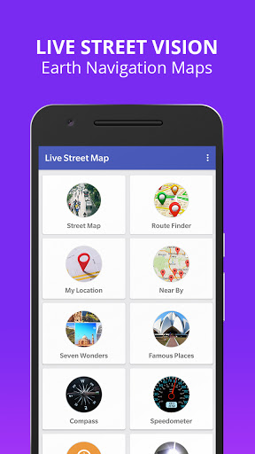 Live Street Map View 2021 - Earth Navigation Maps screenshot 3