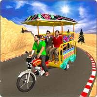 Chingchi Rickshaw Game:Tuk Tuk Parking Simulator on APKTom