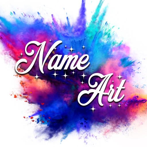 Smoke Name Art - Smoky Effect Focus n Filter Maker icon