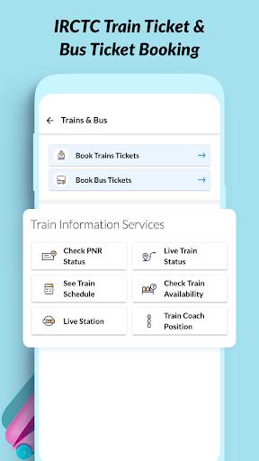 MakeMyTrip Travel Booking: Flights, Hotels, Trains screenshot 5