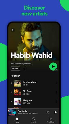 Spotify: মিউজিক এবং পডকাস্ট screenshot 6