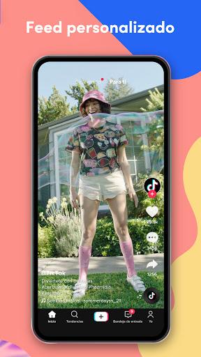 TikTok: Retos, Videos & Música screenshot 1