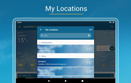 Weather & Radar screenshot 7
