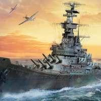 WARSHIP BATTLE:3D World War II on 9Apps