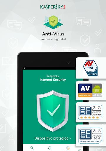 Kaspersky Antivirus Android Gratis - Seguridad screenshot 10