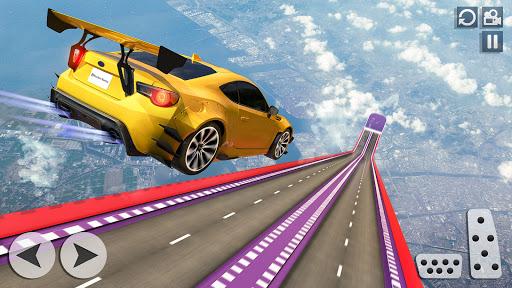 Mega Ramp Car Racing Stunts 3D - Impossible Tracks screenshot 6