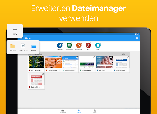 OfficeSuite - Word, Excel, Powerpoint & PDF Editor screenshot 12