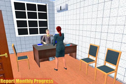 Virtual High School Teacher 3D screenshot 8