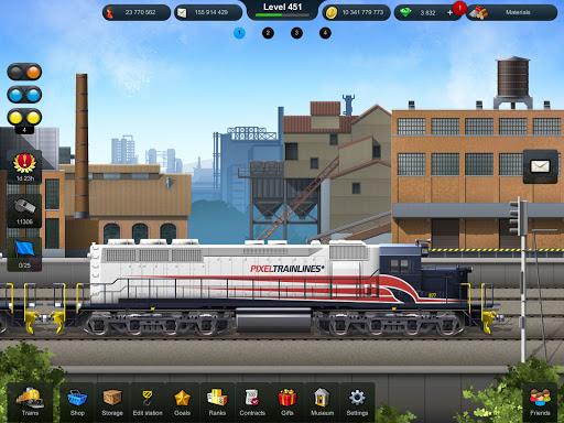Train Station: Train Freight Transport Simulator screenshot 5