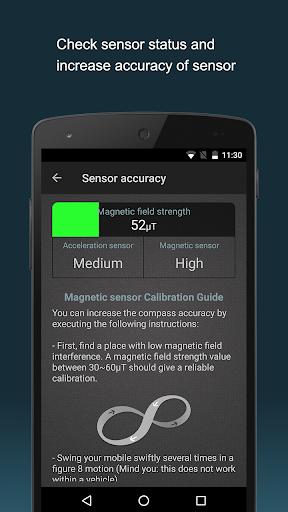 Compass Level & GPS screenshot 3