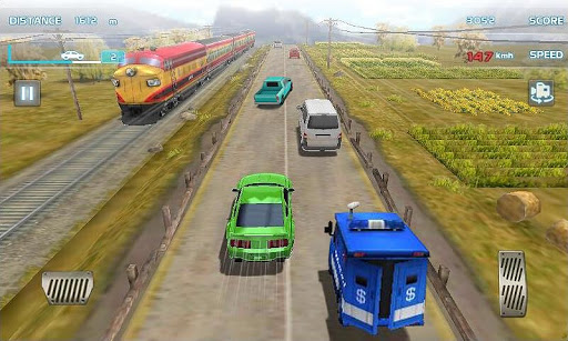 Turbo Driving Racing 3D screenshot 3