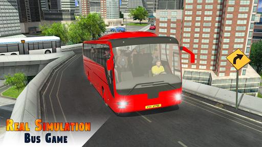 City Bus Simulator 3D - Addictive Bus Driving game स्क्रीनशॉट 4