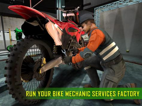 Sports Bike Mechanic Workshop screenshot 2