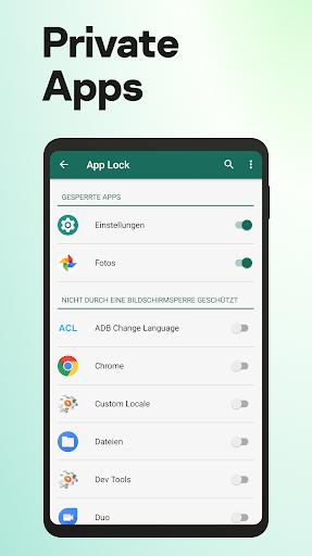 Kaspersky Sicherheit: Antivirus und Handy Schutz screenshot 5