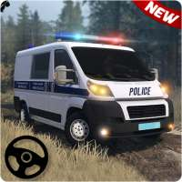 US Police Car Chase Driver:Free Simulation games
