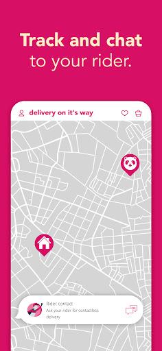 foodpanda - Local Food & Grocery Delivery screenshot 8