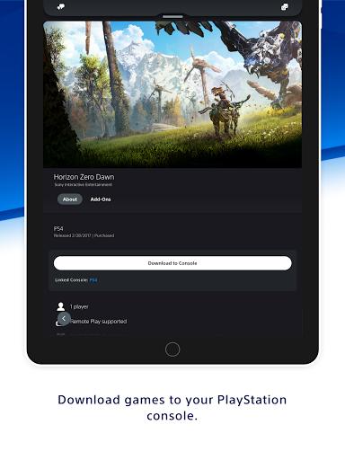 PlayStation App screenshot 11