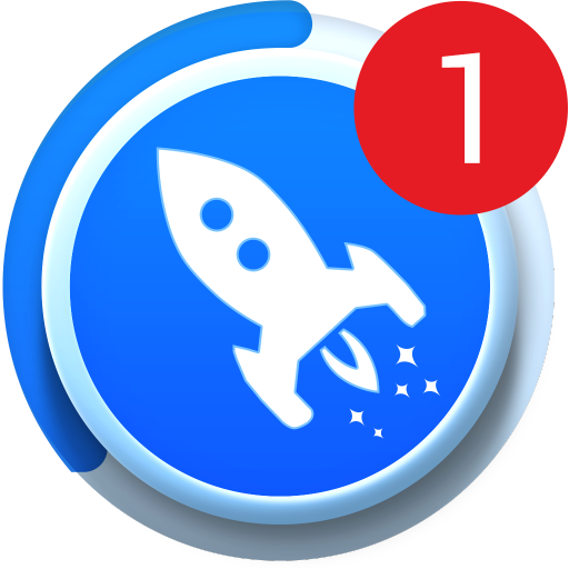 เร่งความเร็วโทรศัพท์ - โปรแกรมล้างข้อมูลขยะ icon