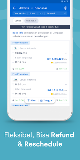 tiket.com - Hotel, Pesawat, To Do screenshot 2