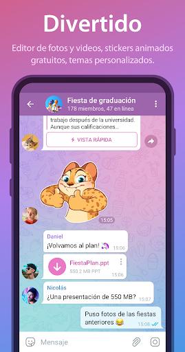 Telegram screenshot 7