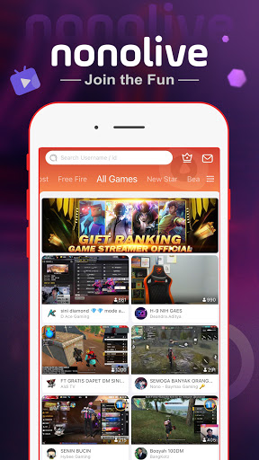 Nonolive - Live Streaming & Video Chat स्क्रीनशॉट 7
