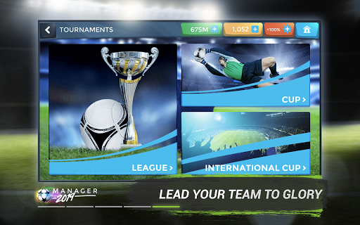 FMU - Football Manager Game screenshot 10