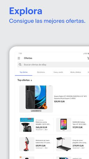 eBay - Comprar y vender ya en el mercado online screenshot 12