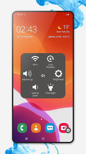 Assistive Touch pour Android screenshot 2