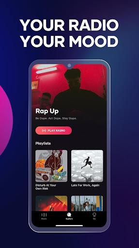 Resso Music- Song Streaming with Lyrics & Radios screenshot 2
