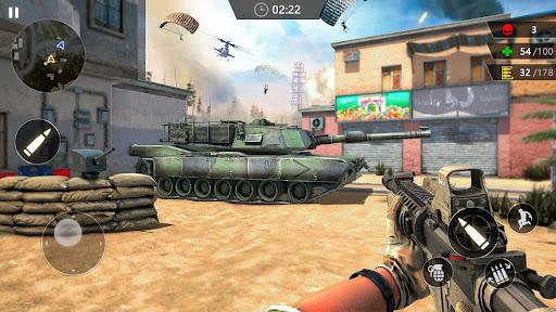 Gun Strike: FPS Shooting Games screenshot 4