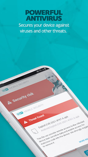 ESET Mobile Security & Antivirus screenshot 2