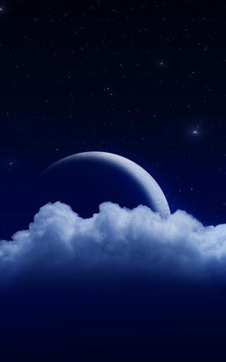Night Sky Live Wallpaper screenshot 8