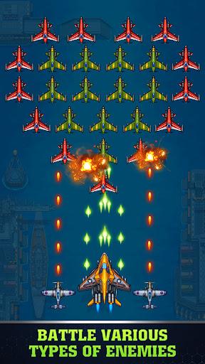1945 Air Force: Airplane games screenshot 2