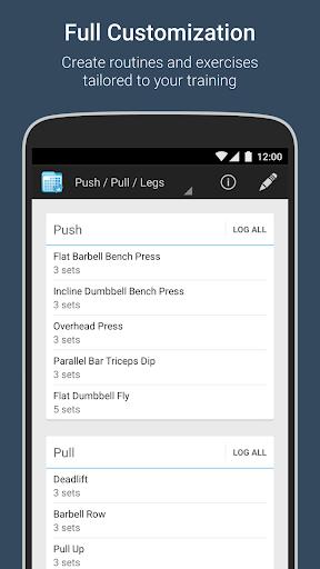 FitNotes - Gym Workout Log screenshot 7